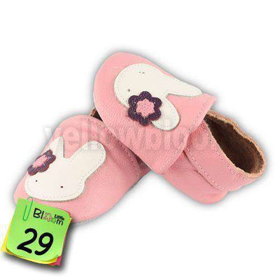 Soft Leather Infant Leather Skid-Proof Shoes 29 / 5
