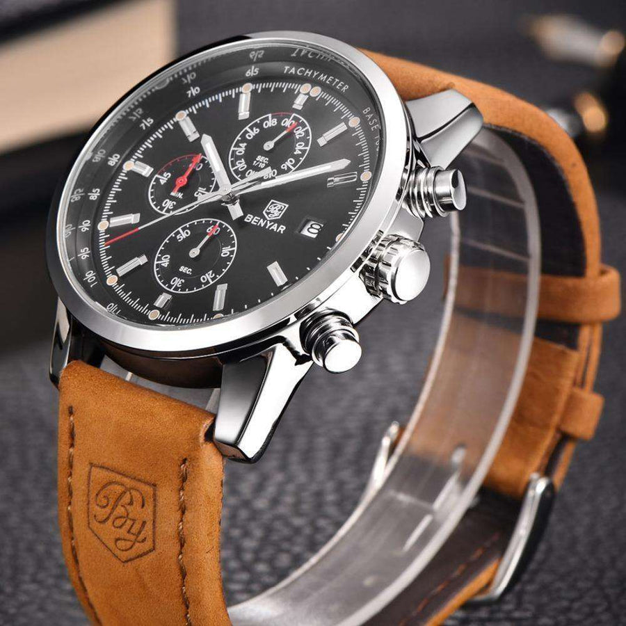 Sport Mens Watches Top Brand Luxury Quartz Watch