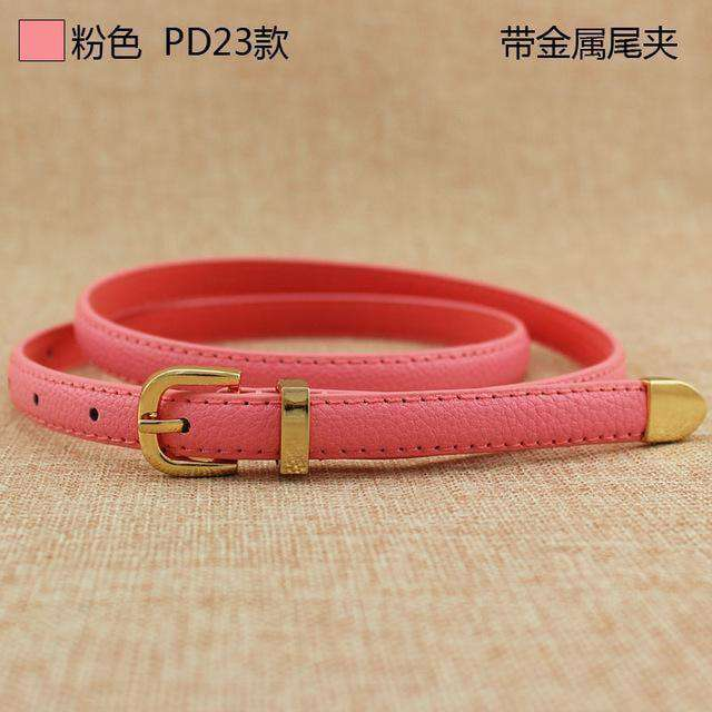 Strap Women Leather Belts Belts