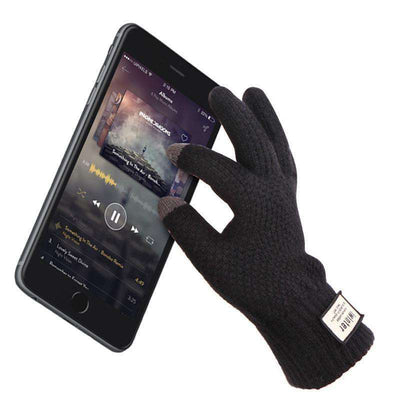 Touch Screen High Quality Male Thicken Warm Gloves Gloves