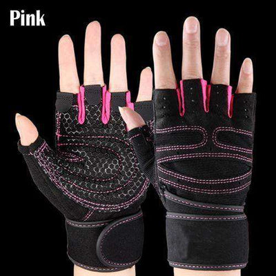 Touchscreen Windproof Gloves Gym Gloves Pink / M Gloves