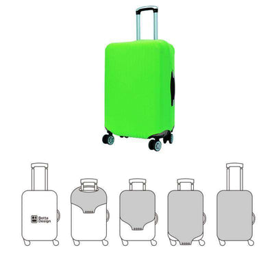Travel Suitcase Dust Cover Shell Elasticity Stretch Trolley Case