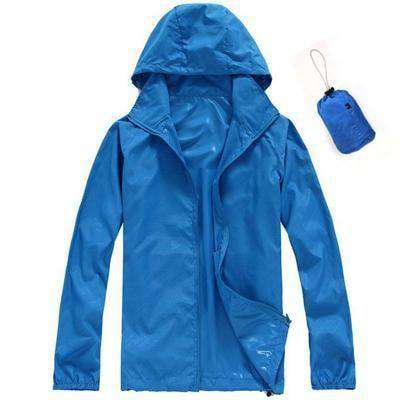 Ultra-Light Quick Dry Skin Jackets Blue / S Jackets