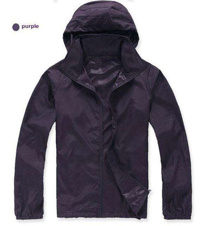 Ultra-Light Quick Dry Skin Jackets Purple / S Jackets