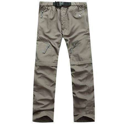 Waterproof Military Active Multifunction Pockets Cargo Pants Khaki / S Cargo Pants
