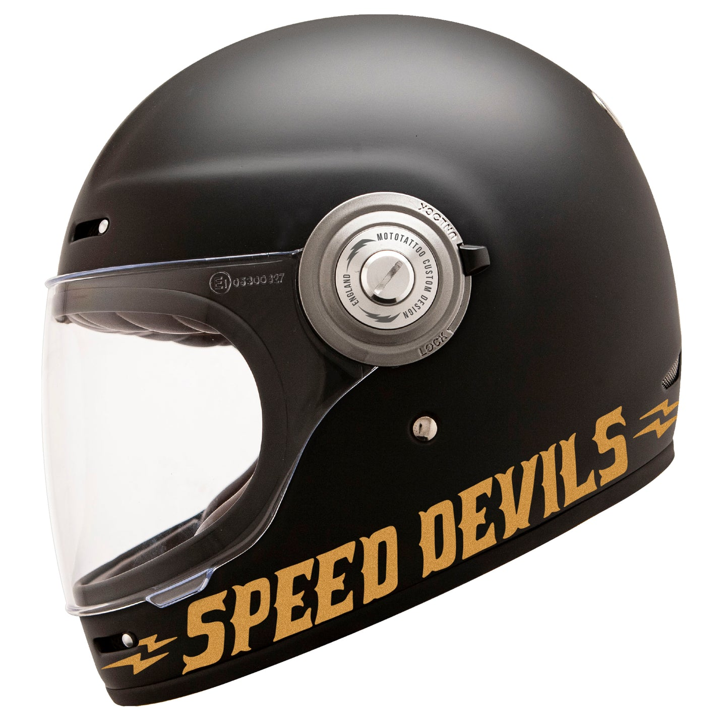 Speed Devils Design