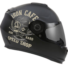 Iron Cafe Design