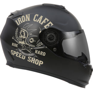 IRON CAFE - Only 100 Made - by Force FF05