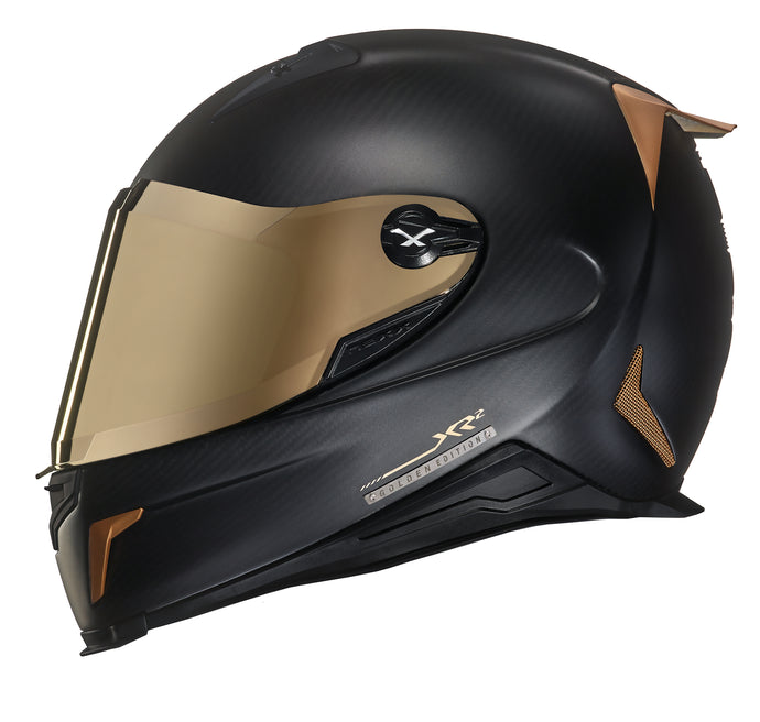 Nexx - XR2 Gold - Carbon Fibre