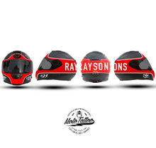 Rayson's Red, White & Black