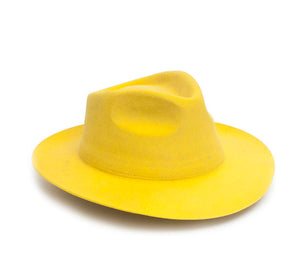 Foxy Yellow Hat