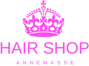 Logo hair shop annemasse