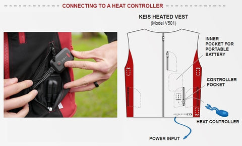 keis heat controller v501