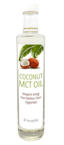 Coconut MCT Oil 500ml