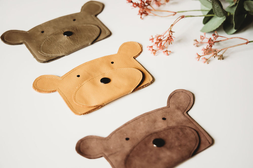 Little Bear Wallet