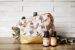 Oily Bottles Essential Oil Pouch