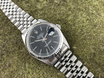 Rolex Oyster Perpetual Datejust Stainless Steel/ 18K White Gold 16234 - Rolex | Back In Time International