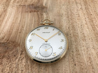 Lord Elgin Chevrolet 14K Gold Pocket Watch - Elgin | Back In Time International