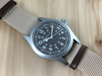 Hamilton Khaki Field Stainless Steel Mechanical Heritage H69429901