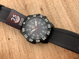 Luminox Navy Seal Colormark 25TH Anniversary Limited Edition Polycarbonate 44MM Quartz 3051.25TH with SOG knife,  25 years medallion and Pelican case