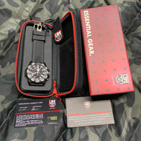 Luminox Navy Seal Colormark Chronograph Polycarbonate 44MM Quartz 3081