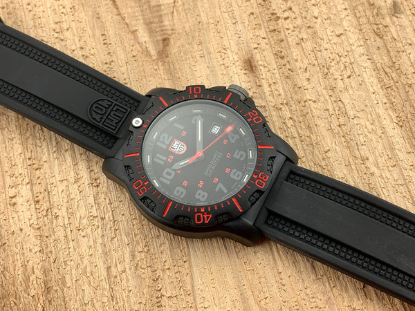 Luminox Black Ops Polycarbonate 45MM Quartz 8815