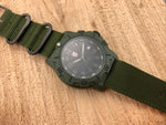 Luminox Black Ops Polycarbonate Green 45MM Quartz 8817.GO