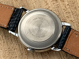 Vintage Timex SORRY CHARLIE Silver Tone Base Metal W/ Stainless Steel Case Back Hand-wind Mechanical