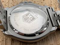 TAG Heuer Professional 200 Meters Stainless Steel 35mm Quartz Lumi Dial 371.513