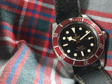 Tudor Black Bay Stainless Steel Automatic Red Bezel 79220R