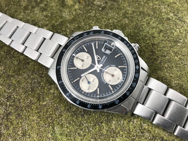 Tudor Oysterdate Chronotime Big Block Automatic 94200 - Tudor | Back In Time International