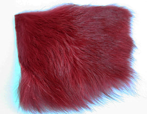 Rabbit Fur Patch