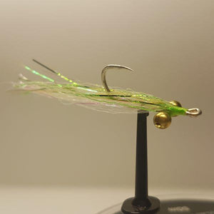 Olive Polar Flash Clouser #4