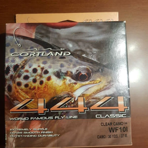 Cortland 444 Clear Camo Intermediate Line
