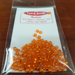 Tyers Glass Beads - Medium
