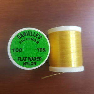 Danville 210 denier Flat Waxed Nylon