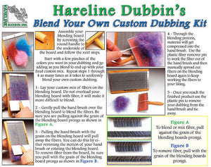 Blend Your Own Custom Dubbing Kit