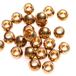 Cyclops Beads Brass
