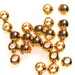 Cyclops Beads Gold