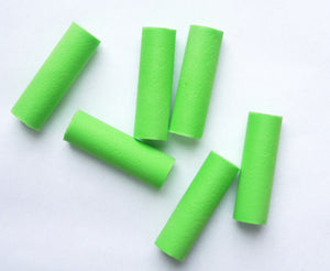 "Foam Cylinders - Large (7/16"")"
