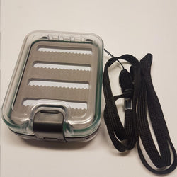 Mini Fly Box Waterproof Slit Foam