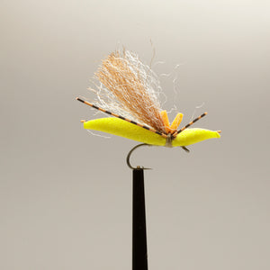 Muz's Wee Creek Hopper - Yellow