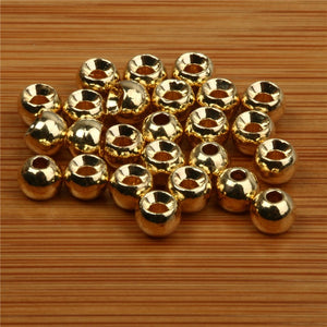 Tungsten Beads Gold