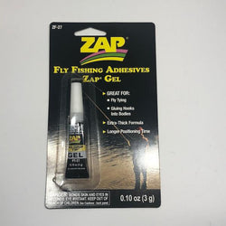 Zap Gel Supa Glue