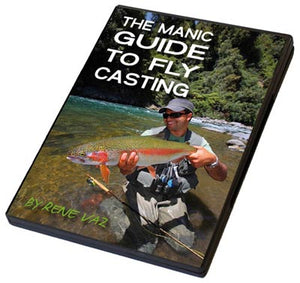 The Manic Guide to Fly Casting DVD