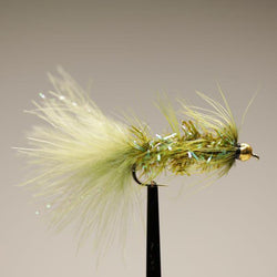 Bead Head Olive Woolly Bugger