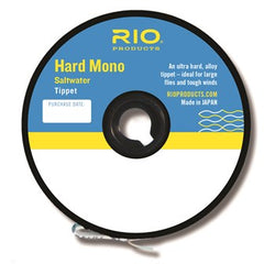Rio Alloy Hard Saltwater Tippet 30yrd Spool