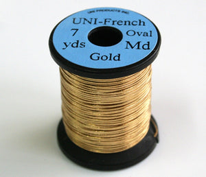 Uni-French Oval Tinsel