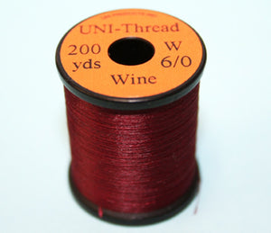 Uni-Thread Waxed 6/0 Thread 200yds