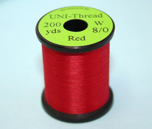 Uni-Thread Waxed 8/0 Thread 200yds